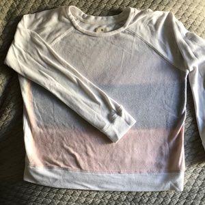 Sundry rainbow sweatshirt